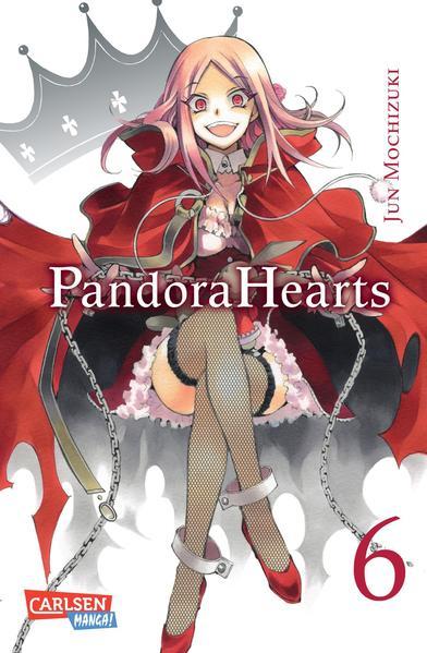 Pandora Hearts, Band 6 Epub Herunterladen