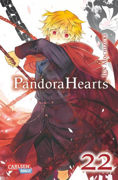 Pandora Hearts, Band 22 - Coverbild