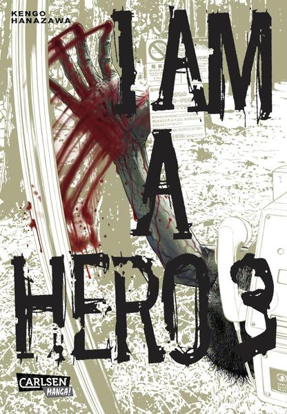 I am a Hero, Band 3 - Coverbild