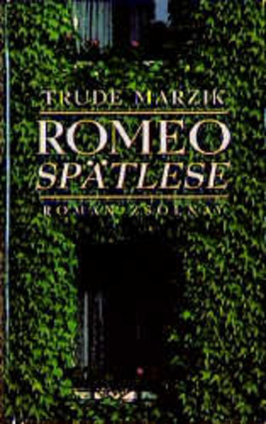 Romeo Spätlese - Coverbild