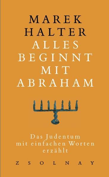 Alles beginnt mit Abraham - Coverbild