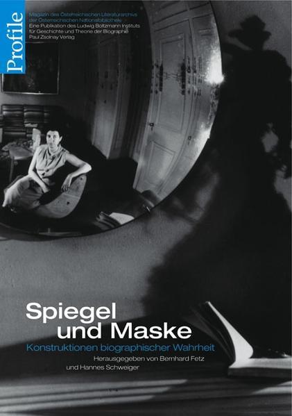 Profile 13, Spiegel und Maske - Coverbild
