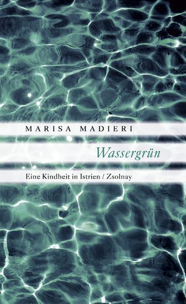 Wassergrün - Coverbild