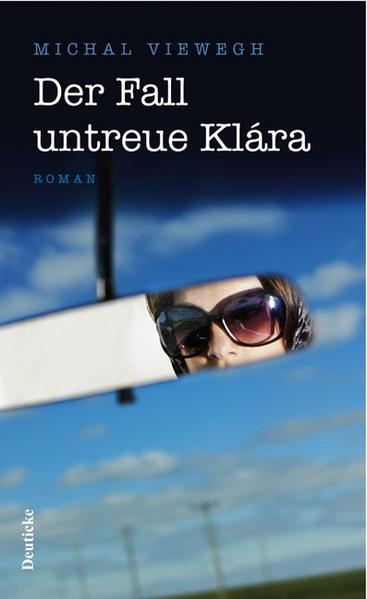 Der Fall untreue Klára - Coverbild