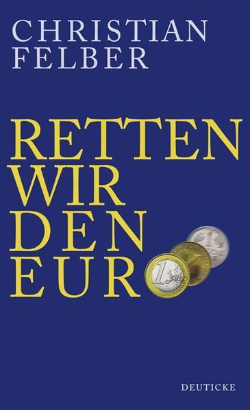 Retten wir den Euro! - Coverbild