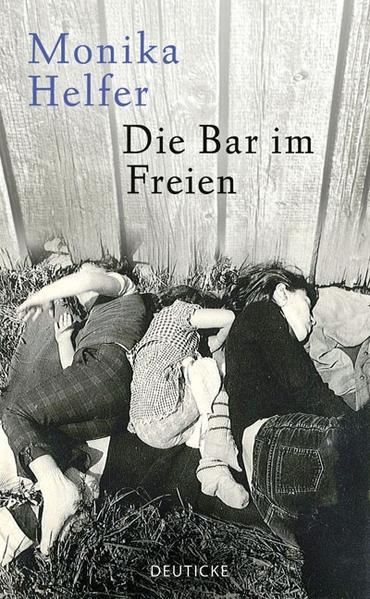 Die Bar im Freien - Coverbild
