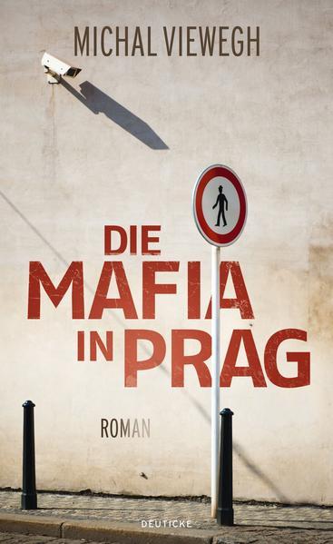 Die Mafia in Prag - Coverbild