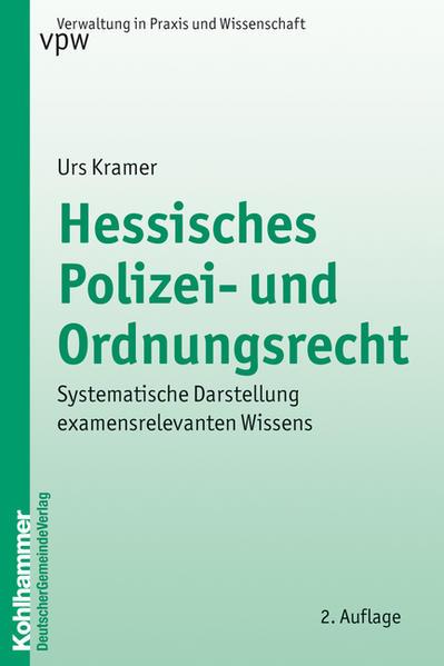 Hessisches Polizei- und Ordnungsrecht Epub Kostenloser Download