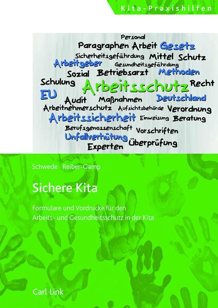 Sicher Kita-Arbeits- und Gesundheitsschutz in der Kita - Coverbild