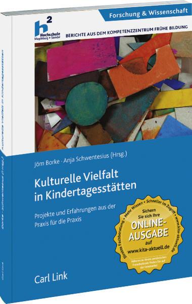 Kulturelle Vielfalt in Kindertagesstätten - Coverbild