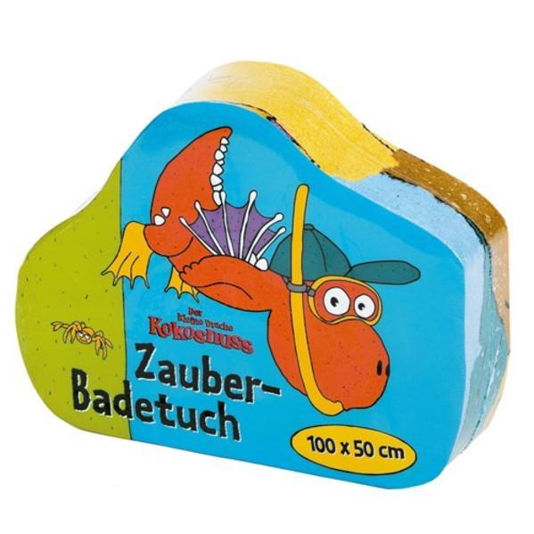 Der kleine Drache Kokosnuss - Zauber-Badetuch PDF Kostenloser Download