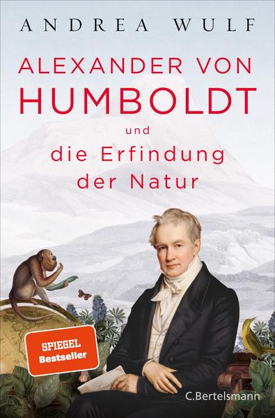 Alexander von Humboldt und die Erfindung der Natur - Coverbild