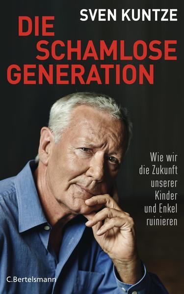 Die schamlose Generation - Coverbild