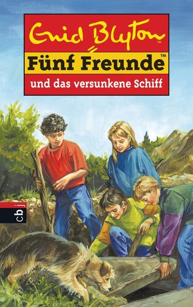 Kostenlose PDF Fünf Freunde und das versunkene Schiff