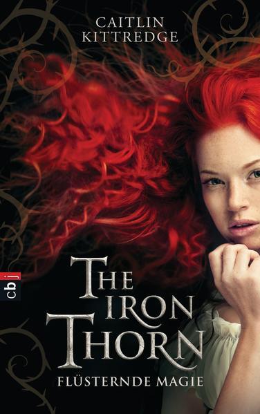 The Iron Thorn - Flüsternde Magie - Coverbild