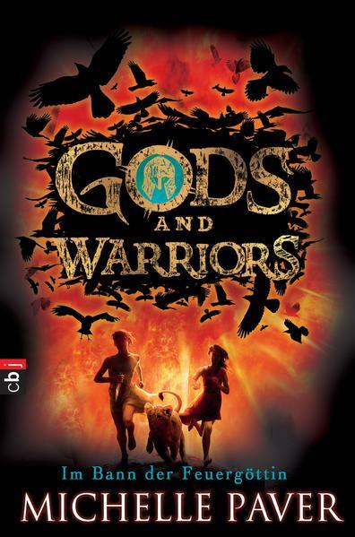 Gods and Warriors - Im Bann der Feuergöttin - Coverbild