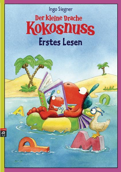 Der kleine Drache Kokosnuss - Erstes Lesen PDF Kostenloser Download