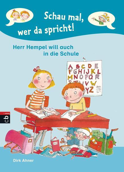 Schau mal, wer da spricht - Herr Hempel will auch in die Schule - Coverbild