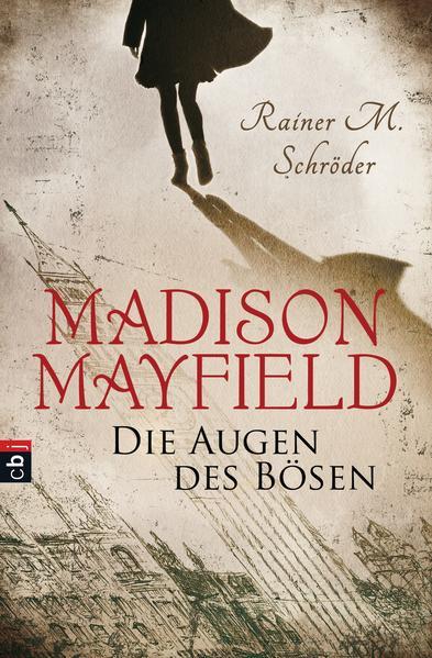 Madison Mayfield - Die Augen des Bösen - Coverbild