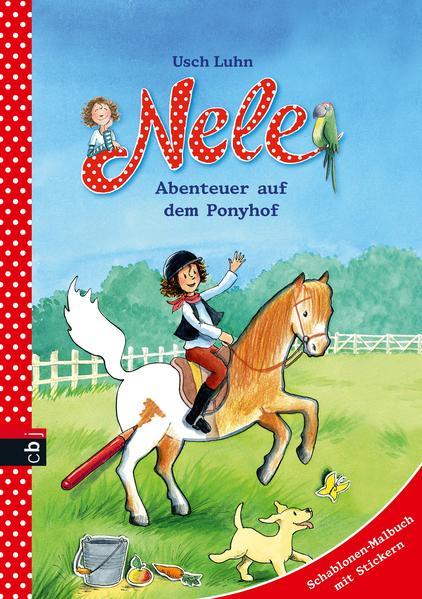 Nele - Abenteuer auf dem Ponyhof - Coverbild