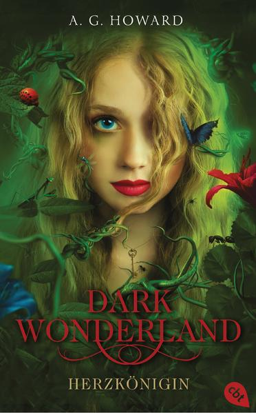 Dark Wonderland - Herzkönigin - Coverbild