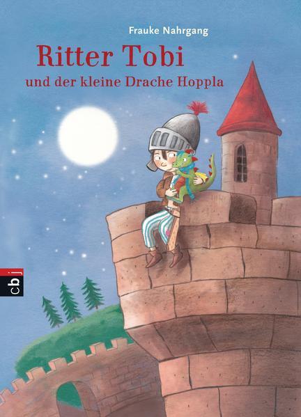 Ritter Tobi und der kleine Drache Hoppla - Coverbild