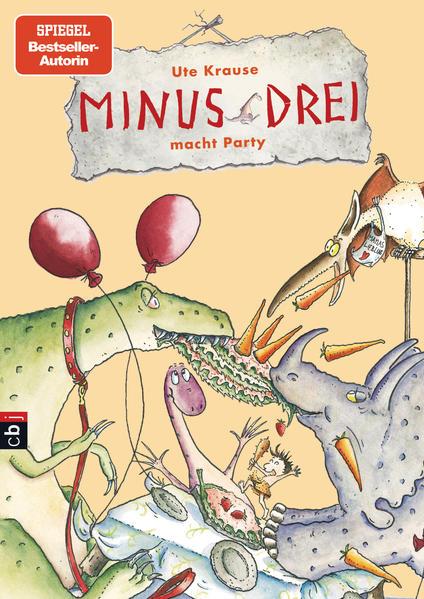 Minus Drei macht Party - Coverbild