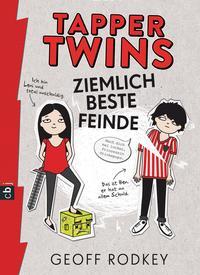 Tapper Twins - Ziemlich beste Feinde Cover