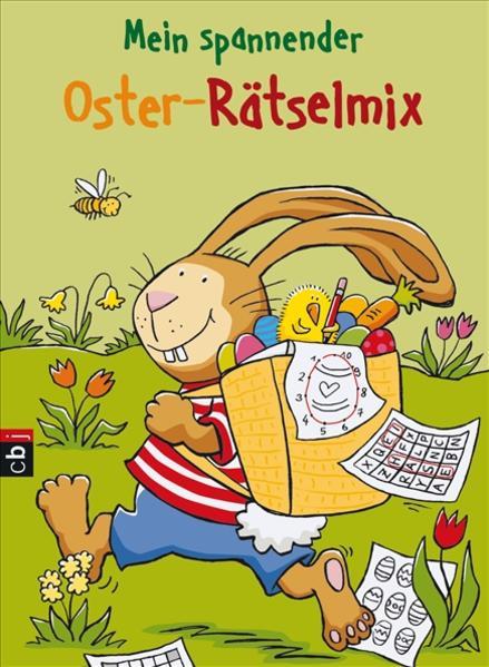 Mein spannender Oster-Rätselmix PDF Kostenloser Download