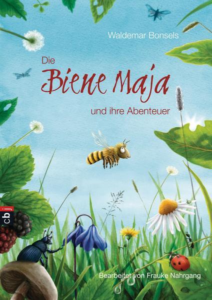 Die Biene Maja und ihre Abenteuer - Coverbild