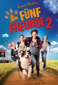 Fünf Freunde 2 - Das Buch zum Film Cover