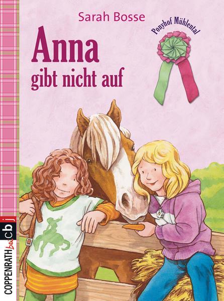 Ponyhof Mühlental - Anna gibt nicht auf - Coverbild