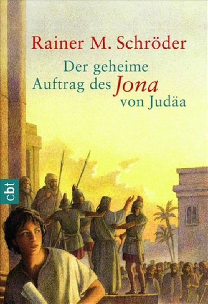 Der geheime Auftrag des Jona von Judäa - Coverbild