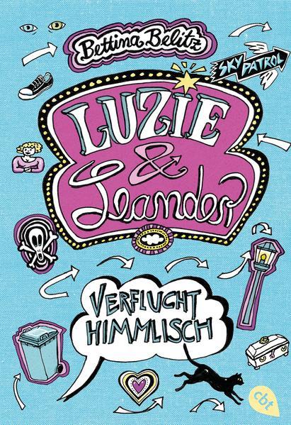 Luzie & Leander - Verflucht himmlisch - Coverbild