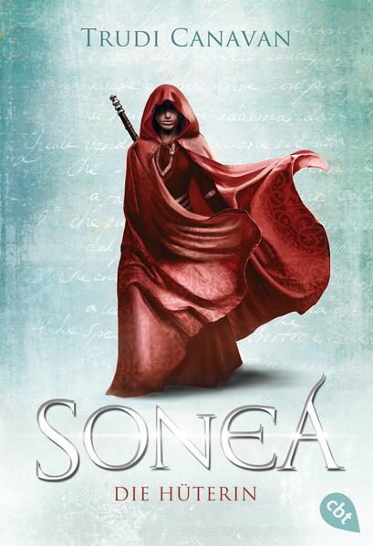 Sonea - Die Hüterin - Coverbild
