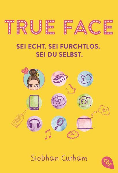 True Face - Sei echt. Sei furchtlos. Sei du selbst. - Coverbild