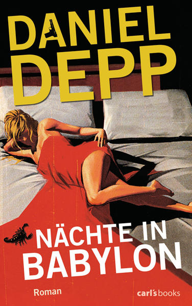 Nächte in Babylon - Coverbild