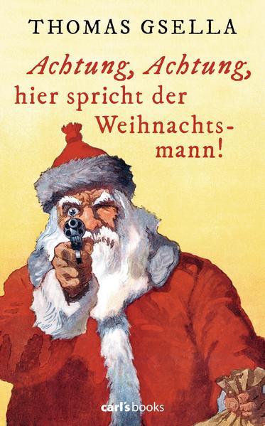 Achtung, Achtung, hier spricht der Weihnachtsmann! - Coverbild