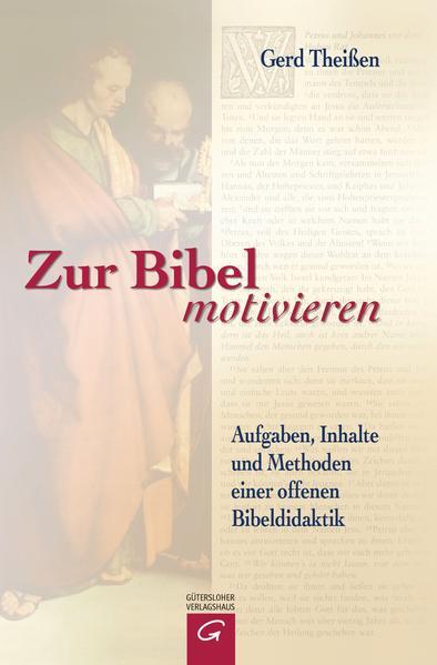 Zur Bibel motivieren - Coverbild