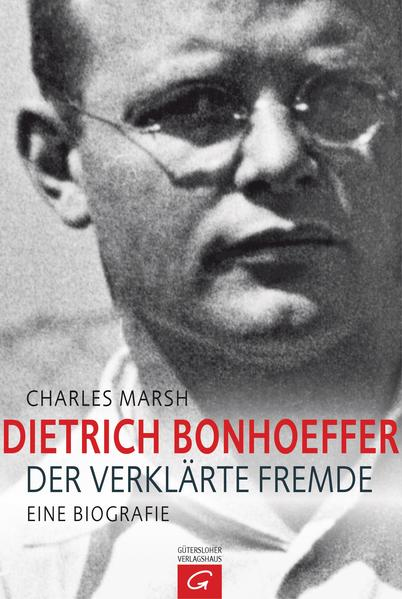 Dietrich Bonhoeffer - Coverbild