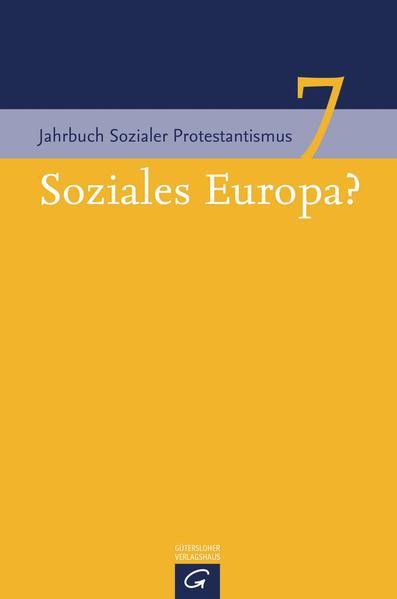 Soziales Europa? - Coverbild
