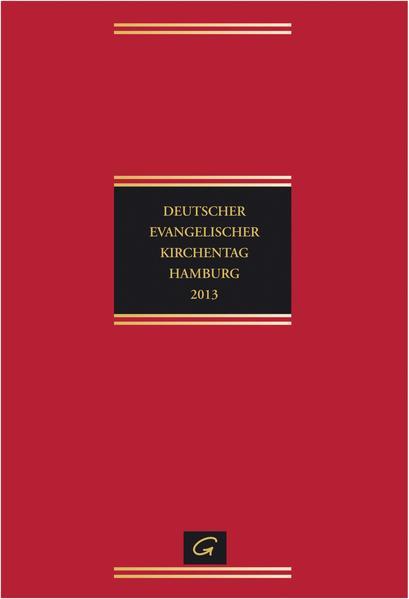Deutscher Evangelischer Kirchentag Hamburg 2013 - Coverbild