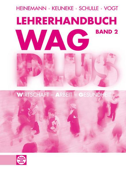 WAG PLUS. Band 2 - Coverbild