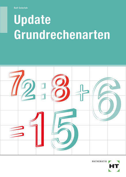 Update · Grundrechenarten - Coverbild