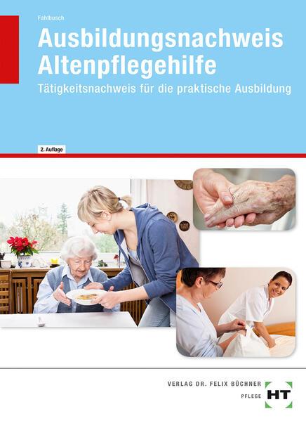 Ausbildungsnachweis Altenpflegehilfe - Coverbild
