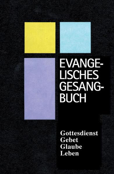 Evangelisches Gesangbuch für Bayern - Coverbild