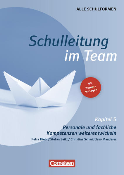Kapitel 5: Personale und Fachliche Kompetenz weiterentwickeln - Coverbild