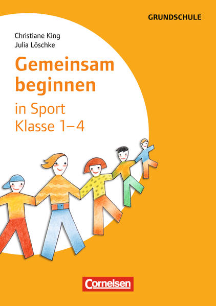 Gemeinsam beginnen.:Sport 1-4 - Coverbild