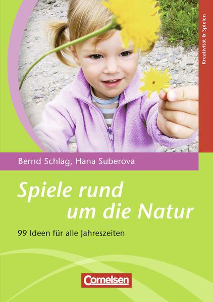 Spiele rund um die Natur - Coverbild