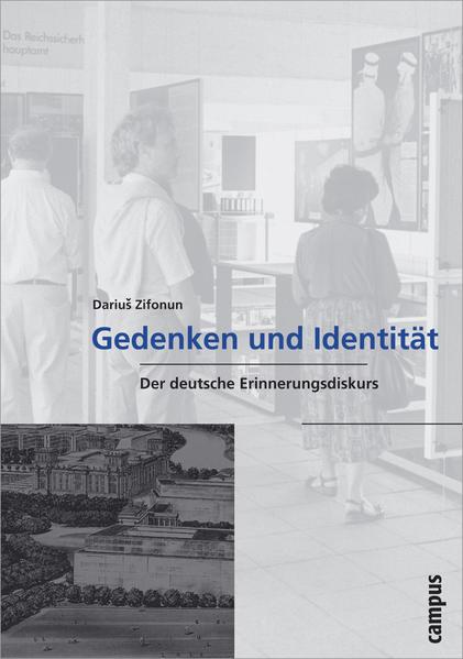 Gedenken und Identität - Coverbild